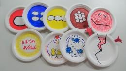 紙皿シアター~たまごの赤ちゃん~