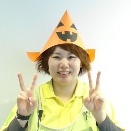 工作教室~ハロウィン帽子~