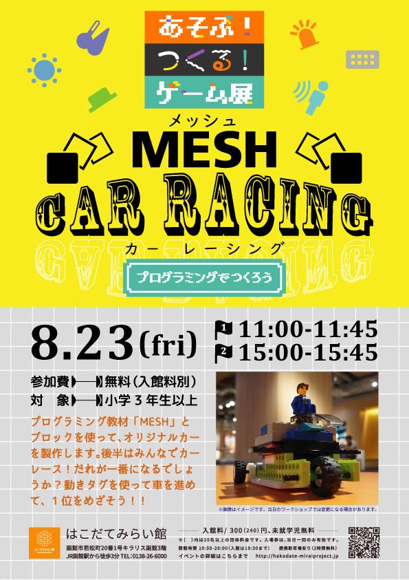 MESH CAR RACING