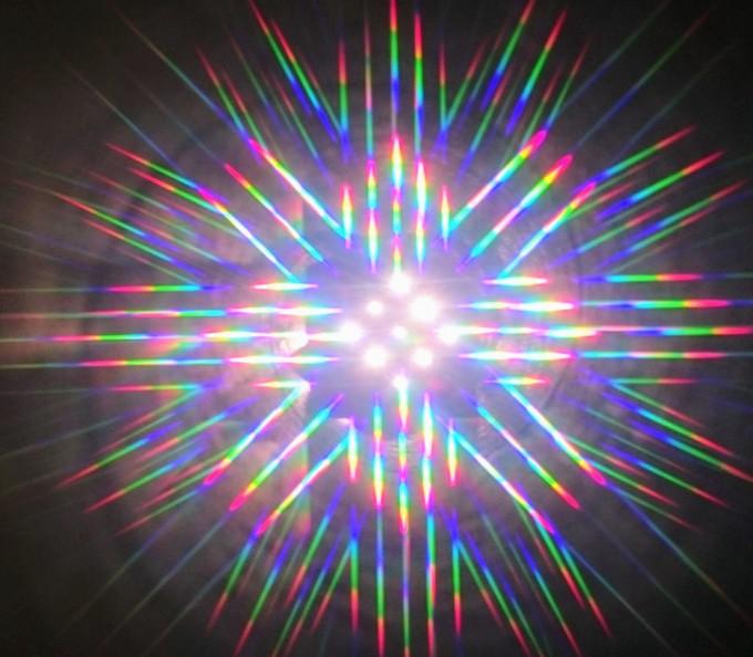 親子科学ワークショップ「光のふしぎ☆レインボースコープを作ろう!」
