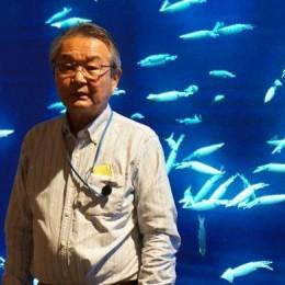 桜井泰憲先生講演会「イカってどんな生き物?体験してみよう」