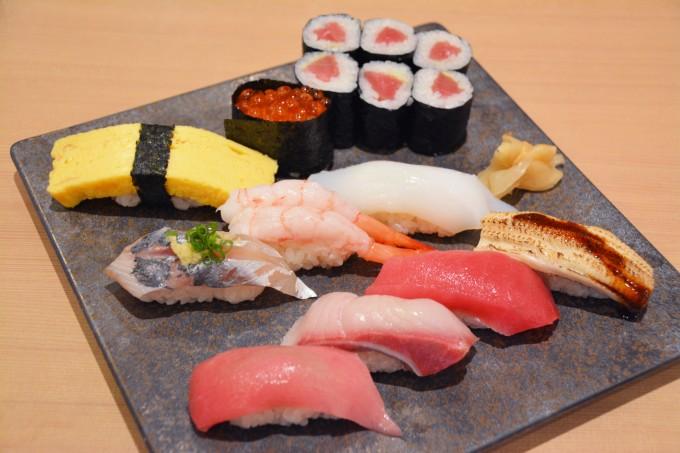 お寿司クイズ