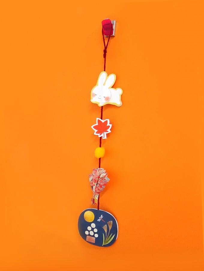 工作教室~秋の吊るし飾り~