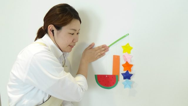 工作教室~七夕飾り~