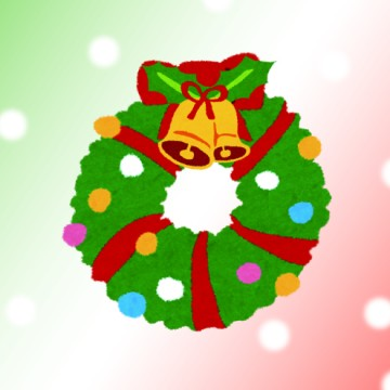 ワークショップ~クリスマスリースを作ろう~